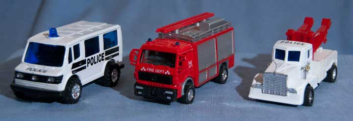 Toy Trucks