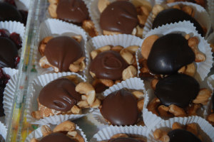 Cape Cod Candy Chocolate-Turtles