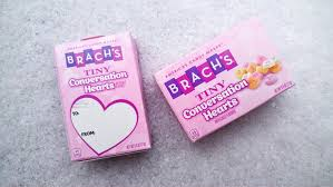 boxes of Valentines Conversation Hearts
