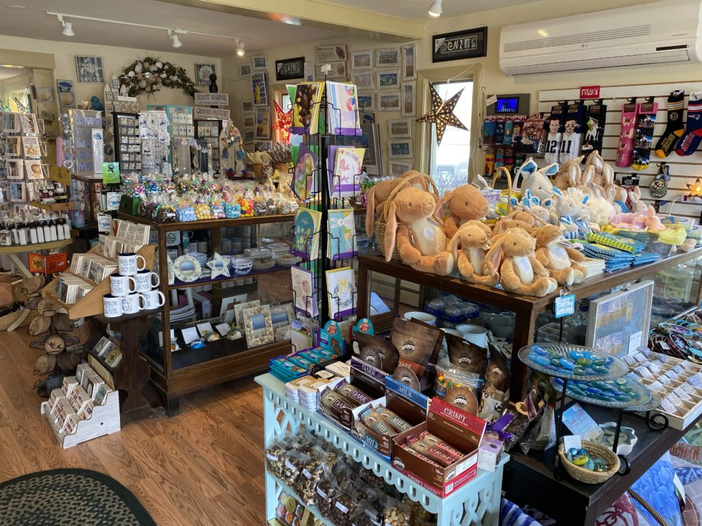 Cape Cod's Favorite Gift Shop interior image