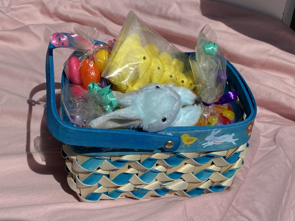Order Your Custom Easter Basket